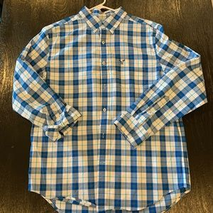 American Eagle Flannel long sleeve shirt